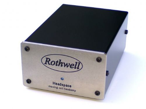 Rothwell Headspace moving coil headamp